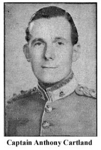 Captain Anthony Cartland