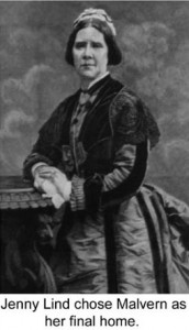 Jenny Lind, the Swedish Nightingale